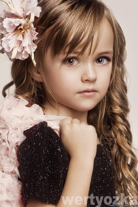 Фотосет Юной Модели Princess